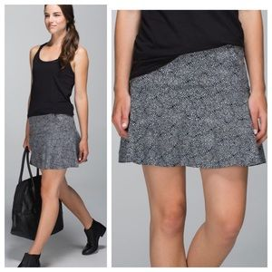 🆕Lululemon Mini Skater Skirt Get It On & Go 10